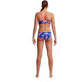 Funkita Bibi Dół bikini Kobiety, hot rod